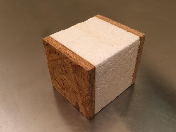 Izvedba sendvič panela